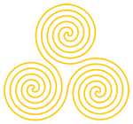 Spiral-Yellow